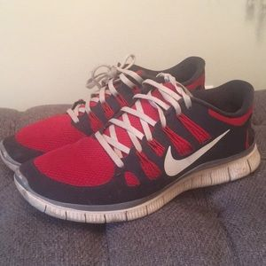 Nike free run ID running shoes size 11